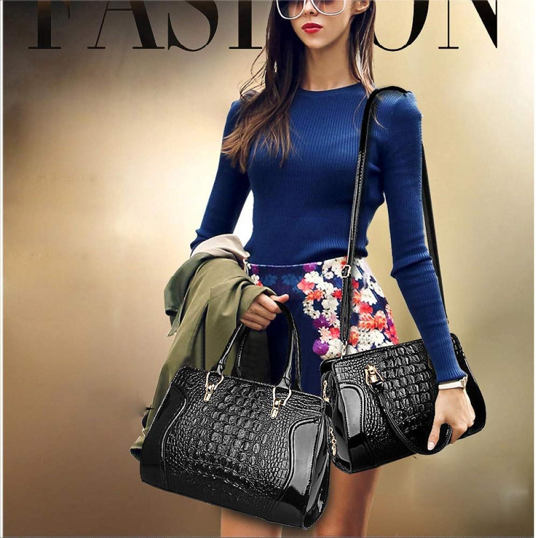 JQSM Crocodile Women Handbag Pu Leather Over Shoulder Lady Bag Luxury Designer Female Sbody Messenger Totes for Feminina