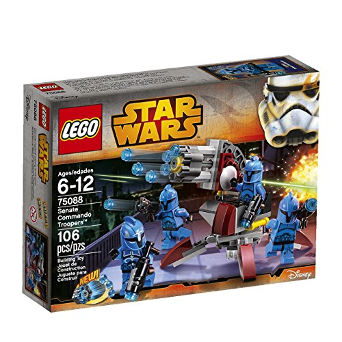 LEGO STAR WARS Senate Commando Troopers