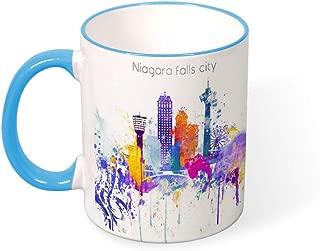 Niagara Falls Coffee Mug City Cup Ontario Canada Home Tea Mug Souvenir Birthday Christmas Anniversary Gifts Idea Mug For Traveler 11oz