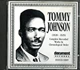 Complete Recorded Works In Chronological Order (1928-1929) [Tommy Johnson][CD]