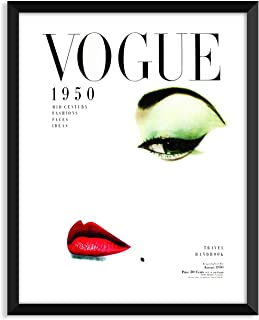 Best vogue magazine cover wall art Reviews