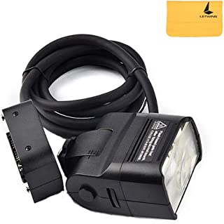 GODOX EC200 AD200 Remote Separation Extension Head with Hot Shoe and 2M Cable Portable Off-Camera Light Lamp for Godox AD2...
