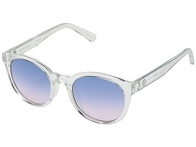 Spy Optic Hi-Fi (Clear/Purple Sunset Fade) Sport Sunglasses