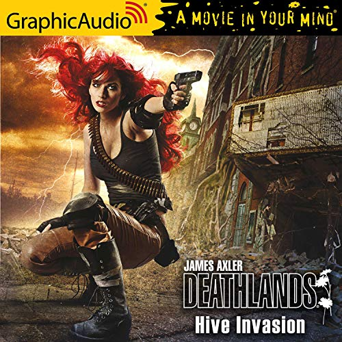 Hive Invasion  By  cover art