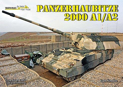 TANKOGRAD In Detail : Fast Track 14 Panzerhaubitze 2000 A1/A2