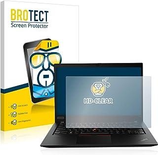 BROTECT Schermbeschermer compatibel met Lenovo ThinkPad T14s Gen 1 Screen protector transparant