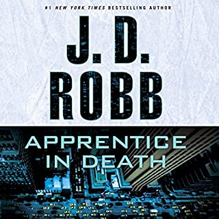 Apprentice in Death audiobook cover art
