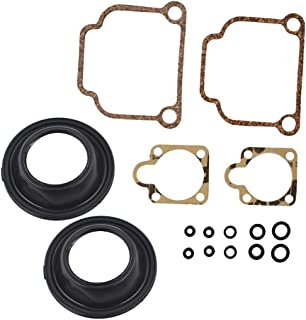 HIFROM Replacement Carburetor Carb Repair Kit for Kohler Models 1275703-S,12 757 03-S 12-757-03-S,1275703S Command CH CV 11-16