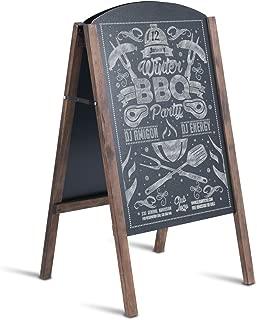 K/üche Men/ü DIY Handwerk Notizen Restaurant Home Decor Tafel Kinder 4 St/ück Mini Tafel Anh/änger Hangen,Kreidetafeln Beidseitig Aufh/ängen Message Board f/ür Bar Preisschild Hochzeit Zuhause