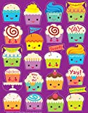 Eureka Classroom Supplies Scented Stickers for Teachers, 80pc