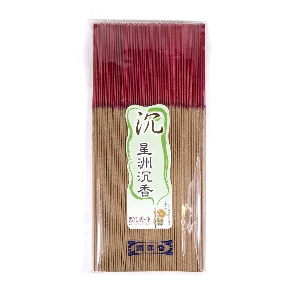 バタフライお風呂返還台湾沉香舍 星洲沈香 台湾のお香家 - 沈香 30cm (木支香) 300g 約400本