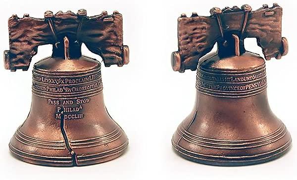Xenos Gifts Liberty Bell 2 1 4 X 2 1 2 Replica Medium