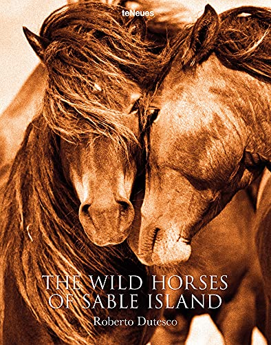 The Wild Horses of Sable Island (Photography) (Chinese, English, French, German and Spanish Edition)