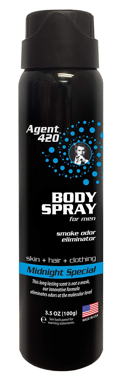 Agent Selling and selling Luxury 420 Daily Fragrance Body Spray - Long Down Lasting Breaks