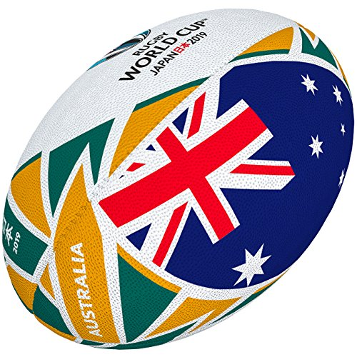 Gilbert Rugby World Cup 2019 Flag Ball - Australia