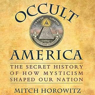 Occult America audiobook cover art