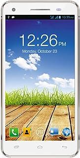 Micromax Canvas 4 Plus A315 (White-Gold, 16GB)-3G