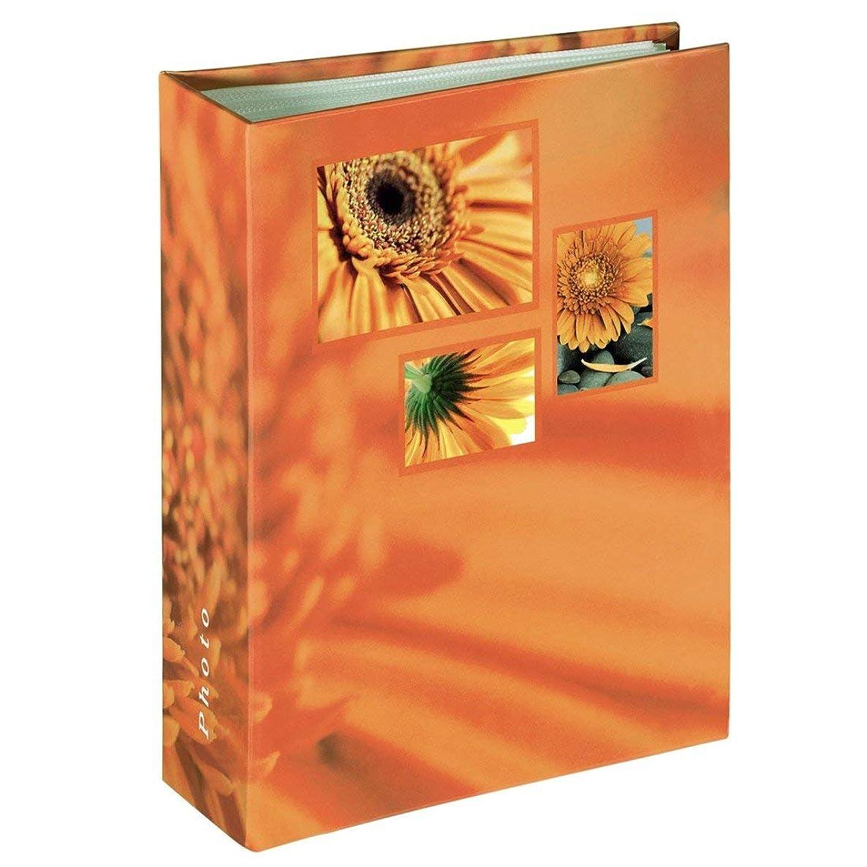 Hama, Singo Minimax album, 10 x 15 cm, 100 photos Orange