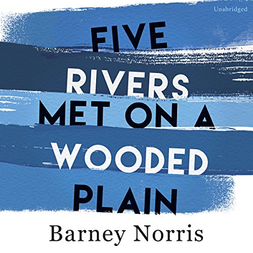 Five Rivers Met on a Wooded Plain audiobook cover art