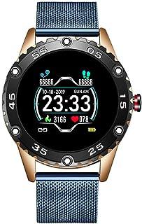 KYLN Fitness Watch Smart Men Sport Reloj Inteligente Presión Arterial Monitor de frecuencia cardíaca Monitor de Actividad SmartWatch para Android iOS