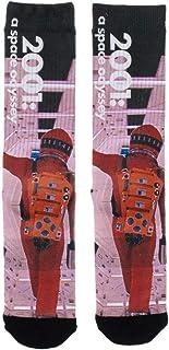 2001: A Space Odyssey Premium Sublimated Men's Crew Socks