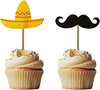 Best sombrero cake topper Reviews