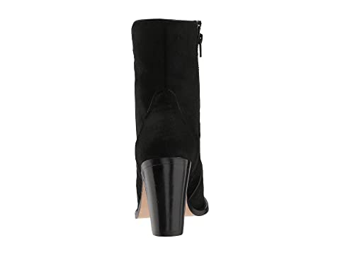 Lucchese CalfWine Cowhide Hair Alison Black On Burnished rpfZrqCw