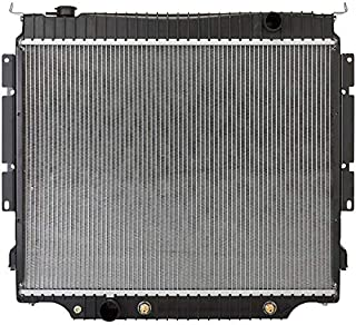 Klimoto Brand New Condenser fits Ford F-150 F-250 F-350 F-450 4.2L V6 4.9L L6 4.6L 5.4L 7.3L 7.5L V8 7-4678 4678HE SBC4678 CND4678 DPI4678 FO3030144 F65HAB F65ZAB P40083 8L3Z19712BA