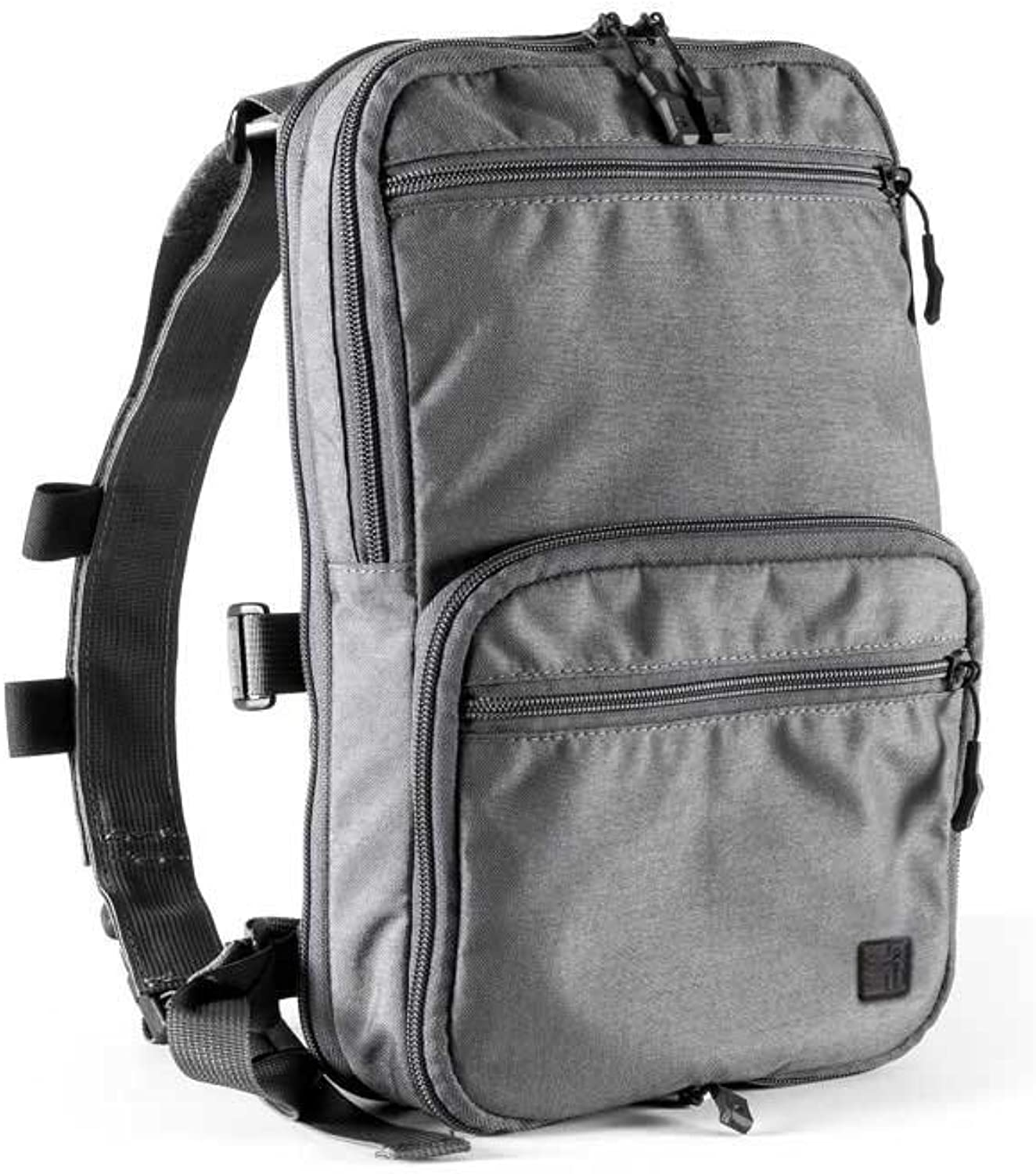 Haley Strategic Partners D3 FlatPack Backpack Disruptive Grey