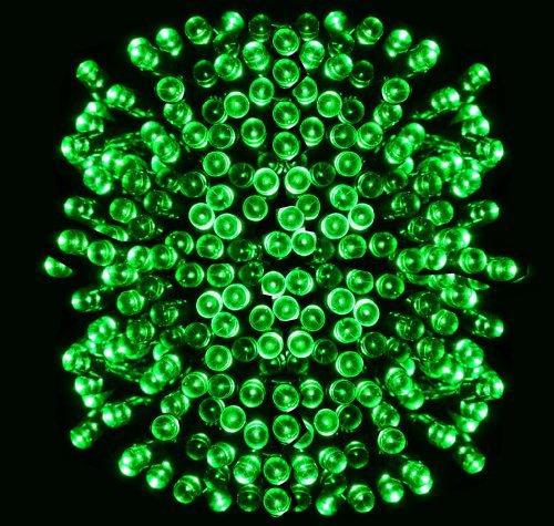 Proxima Direct ® 200 LED 23M Vert Solar Powered Fée étanches - Jardin Jeux de lumières, le bateau par 1ère livraison de la classe