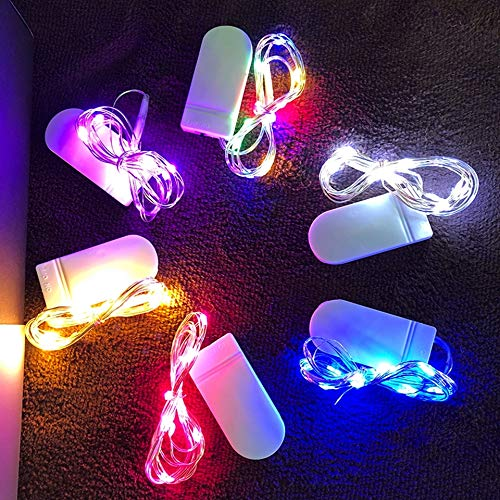 MHBY LED Lights. Waterproof Fairy Lights Battery-Powered LED Mini Christmas Lights, Copper Wire String Lights for Wedding Christmas Wreath Parties; Copper Wire String Lights; Wedding String Lights.