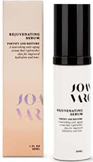 The Rejuvenating Serum is Ideal For Aging Skin - It Will Restore Youthful Vitality to Mature Skin- From Celebrity Facialist Joanna Vargas