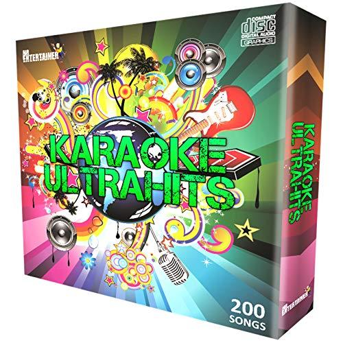 Karaoke CDG Disc Pack. Mr Entertainer Ultrahits Family Party. 200 plus grandes chansons de tous les temps, anciennes et nouvelles