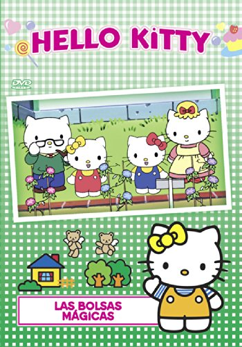 DVD Hello Kitty. Las bolsas mágicas