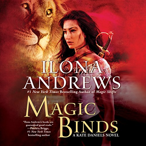 Magic Binds audiobook cover art