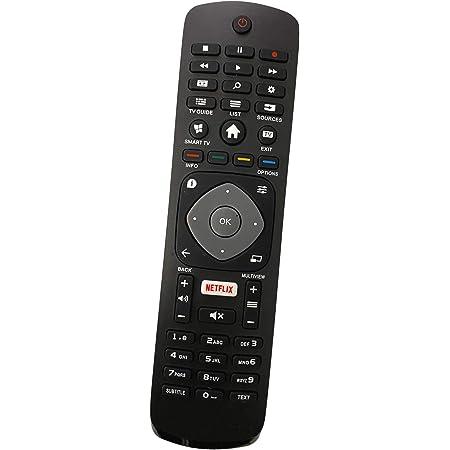 Ersatz Fernbedienung für Philips TV55PUK710055PUK7100//1255PUK7150