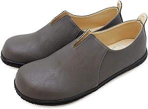 [ジョイウォーカープラス] スリッポン シューズ すりっぽん Vカット カジュアルシューズ ぺたんこ靴 フラット レディース コンフォート CA151