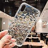 miju Funda para Teléfono Celular, Diseño Claro TPU Suave Y Flexible Funda Protectora De...