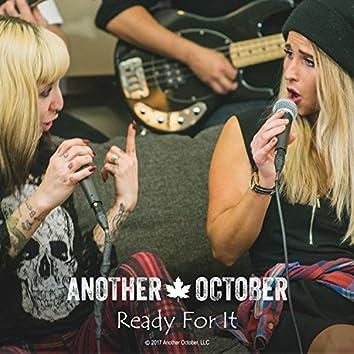 Ready for It (feat. Meg Bishop & Kara Reyes)