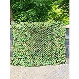 Filet De Camouflage Militaire Renforcé Filet D'ombrage pour Chasse Anti UV Décoration Terrasse Armee Jardin Pergola Photographe,3m * 4m