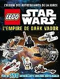 Lego Star Wars, l'album des autocollants de la force n°5 L'Empire de Dark Vador
