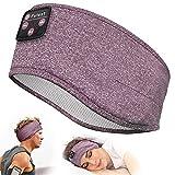 Sleep Headphones, Perytong Bluetooth Sports Headband Headphones with Ultra-Thin HD Stereo Speakers...
