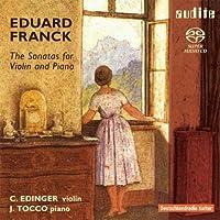 Sonatas for Violin & Piano by C. Edinger