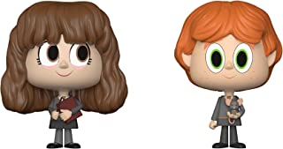 Funko Vynl: Harry Potter - Ron & Hermione 2 Pack, Multicolor