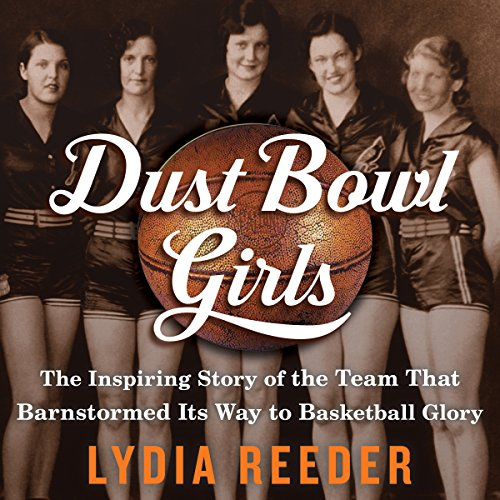Dust Bowl Girls audiobook cover art