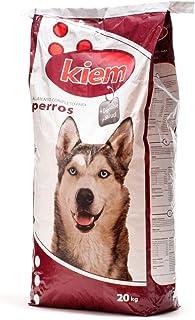 KIEM Saco de pienso para Perros Mantenimiento 20 kg, Comida