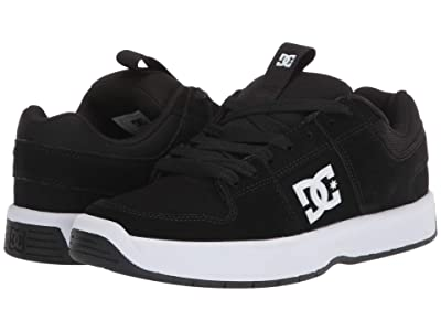 DC Lynx Zero (Black/White) Shoes