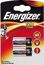 Piles Energizer Lithium Photo123, pack de 2