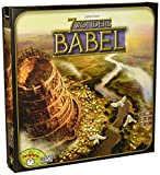 Asmodee - 7 Wonders Exp. 4:  Babel (SEV05ML) , color/modelo surtido