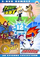 Animated Action Bundle [DVD]